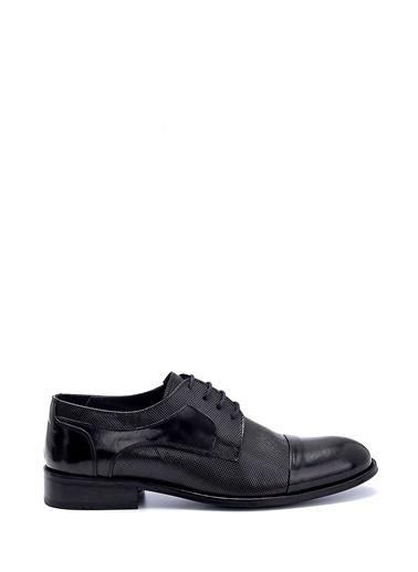 Derimod Erkek Ayakkabı(N100) Klasik Siyah